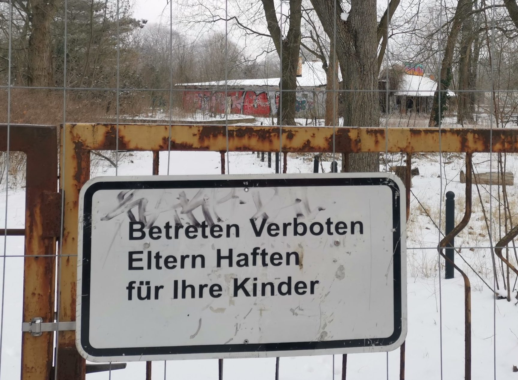 Eingang Wernerbad