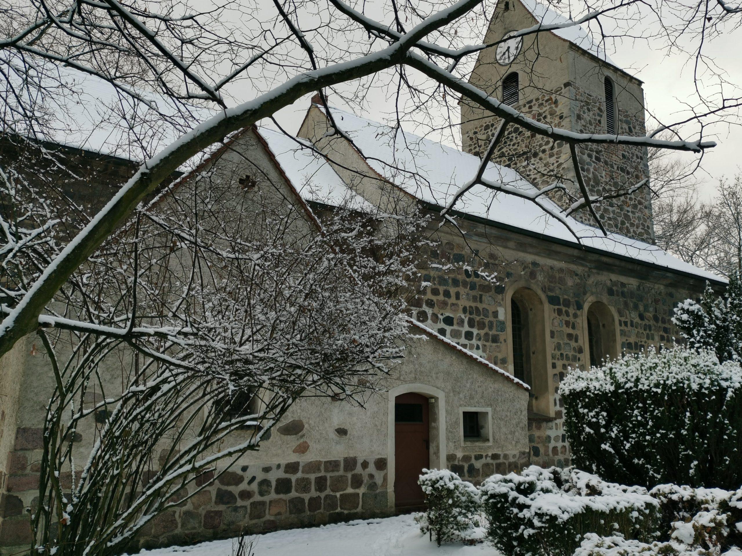 Alte Pfarrkirche Mahlsdorf